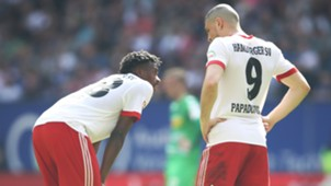 Hamburg Borussia Moenchengladbach