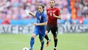 Luka Modric Croatia Turkey Parc des Princes Euro 12062016