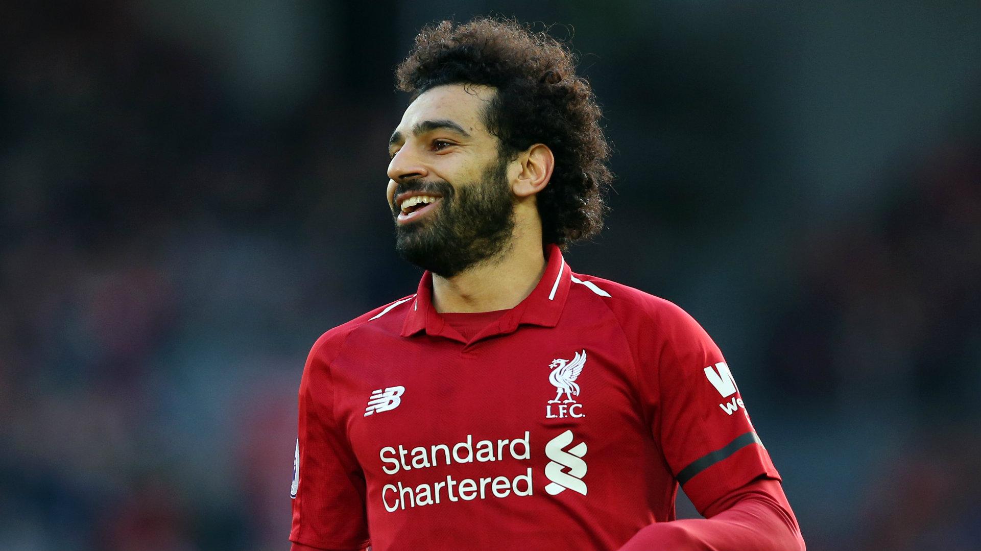 Mohamed Salah: EXTRA TIME: Liverpool's Mohamed Salah Shaves Off Trademark