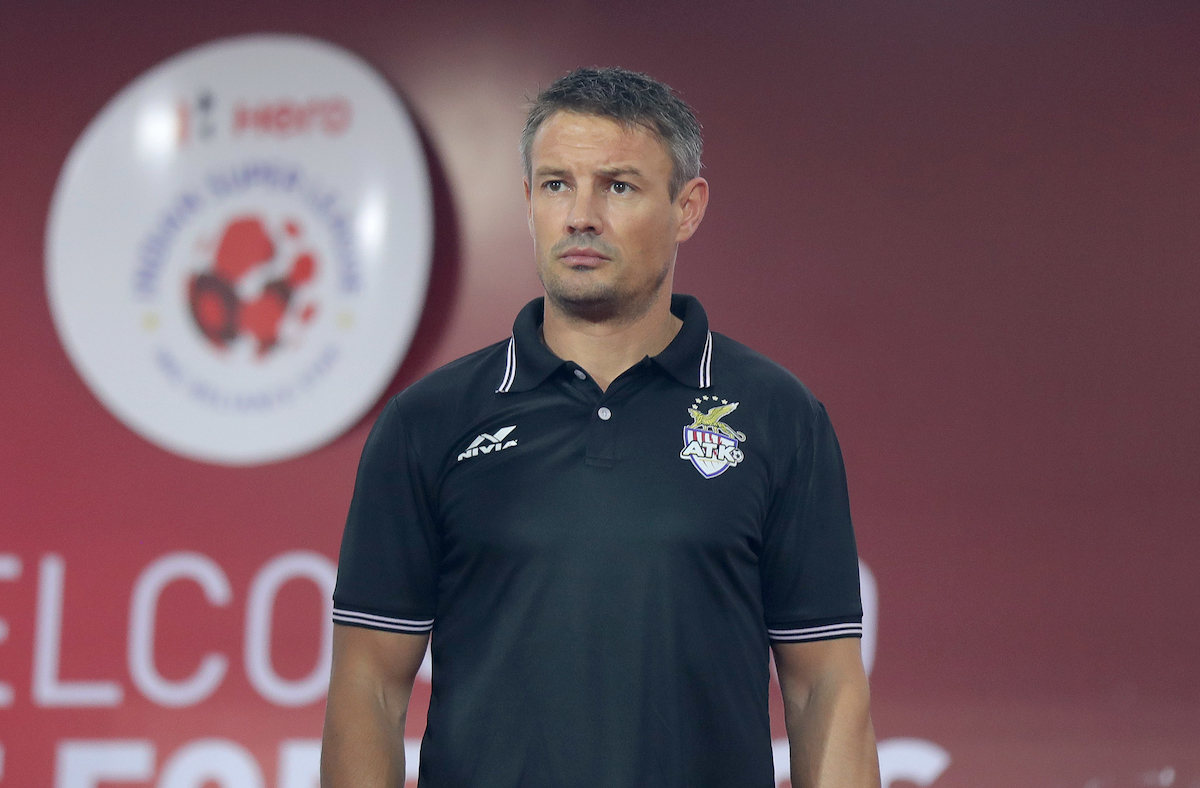 ISL: ATK sacks coach while looking to revive its fortune