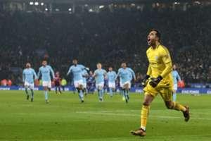 Claudio Bravo Manchester City EMBED