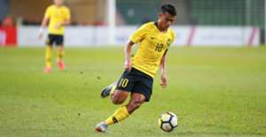 Safawi eyes improved finishing in subsequent U23 games