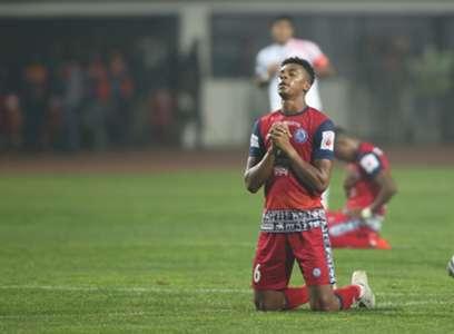 Wellington Priori Jamshedpur FC Delhi Dynamos 2017-18 ISL