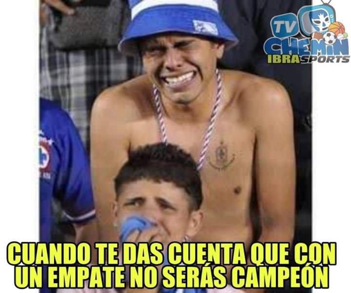 Los memes de la final entre América vs Cruz Azul por la ...