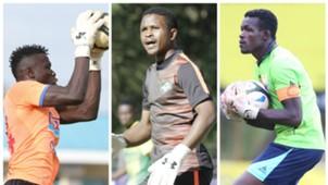 KPL 2017 goalkeepers.