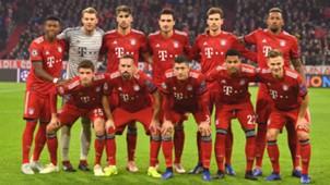 FC Bayern München Champions League agains AEK 07112018