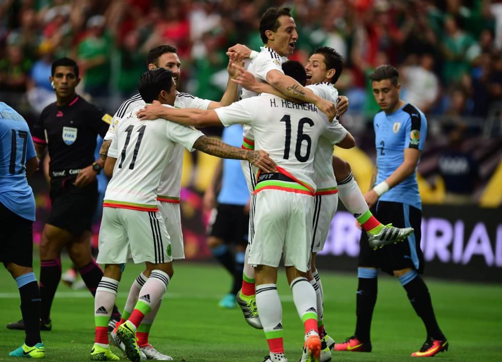 México Copa América 2016