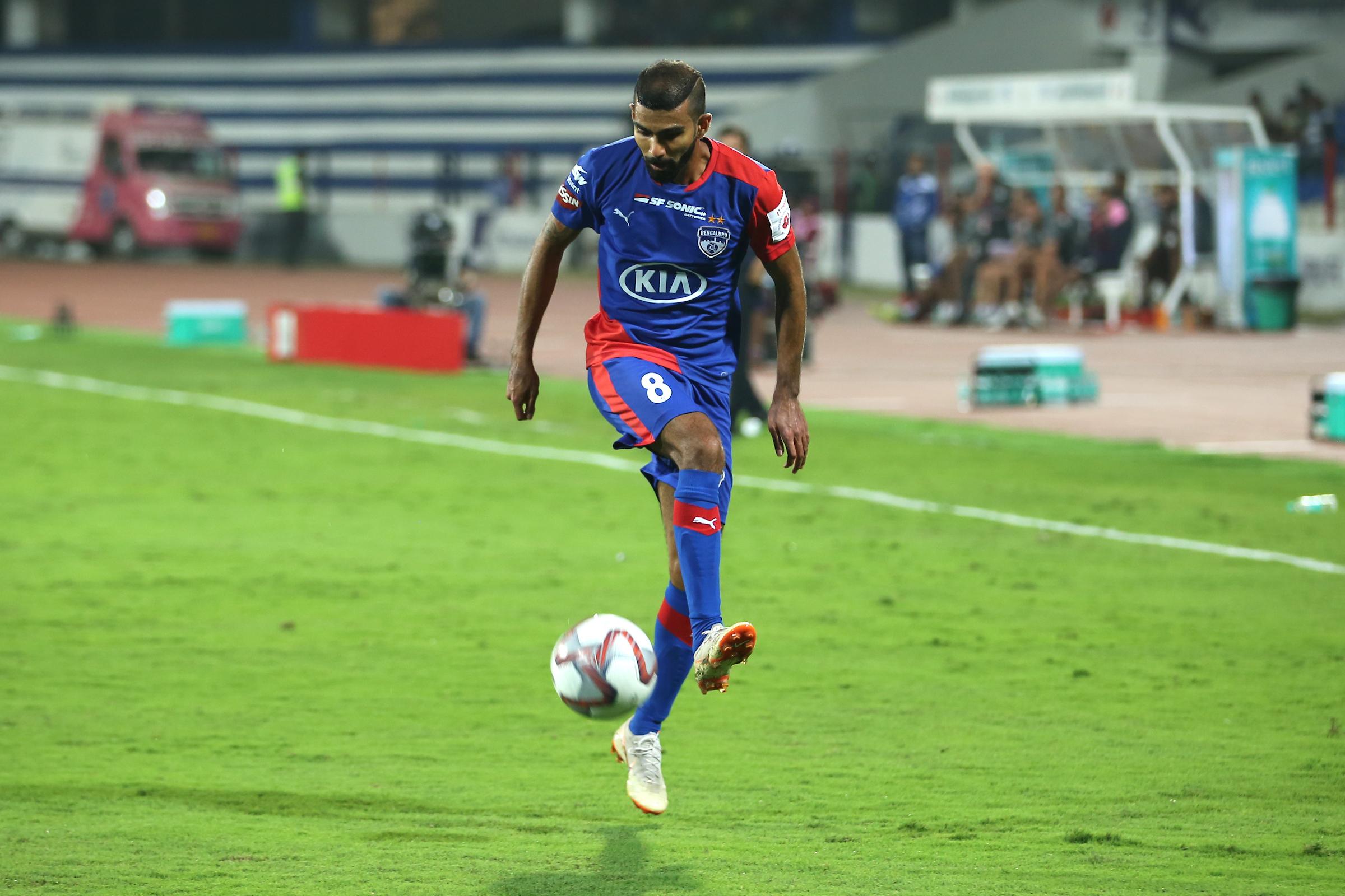 Kean Lewis Bengaluru Kolkata ISL