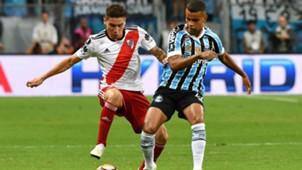 Montiel Alisson Gremio River Copa Libertadores 30102018