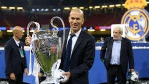 Zinedine Zidane & Pemain/Pelatih Pemenang Liga Champions