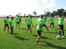 Atlético Nacional entrenamiento en Bolivia