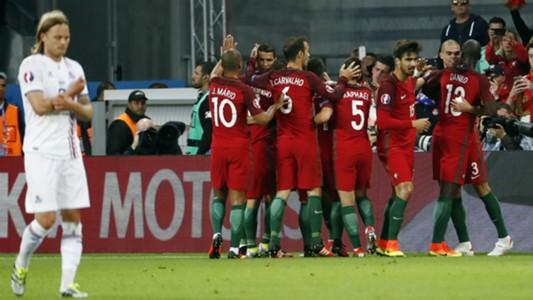 Portugal Iceland Euro 2016