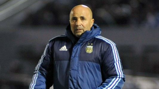 Jorge Sampaoli Argentina World Cup qualifying