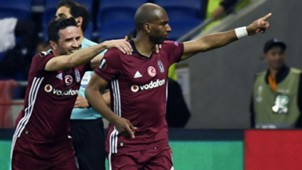 Ryan Babel Lyon Besiktas UEFA Europa League 13042017