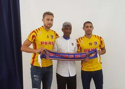 TRANSFER: PKNS FC announce two...