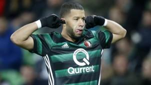 Tonny Vilhena, Feyenoord, Eredivisie 11252017
