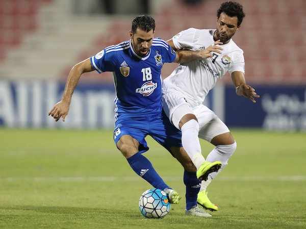 Air Force CLub vs Al Zawra'a