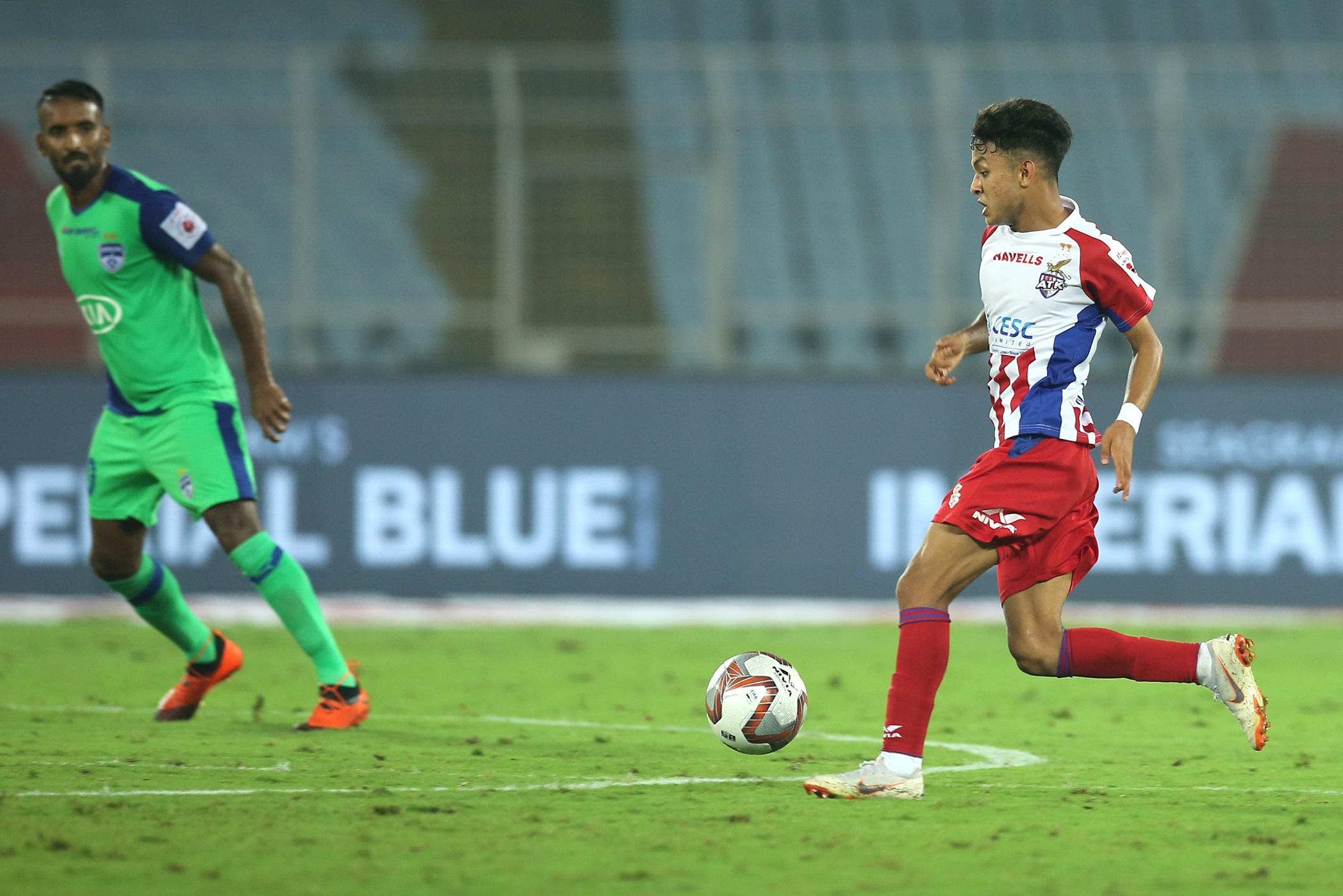 ATK Bengaluru FC Komal Thatal