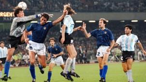 Italia'90 Italia Argentina