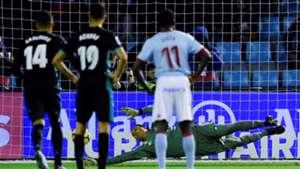 Keylor Navas Celta Real Madrid LaLiga 07022018