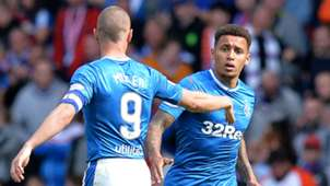 James Tavernier Rangers 2017