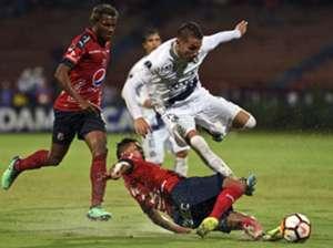Medellín vs Sol de América Copa Sudamericana 2018