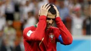 Cristiano Ronaldo Portugal Irã Copa do Mundo 25 06 2018
