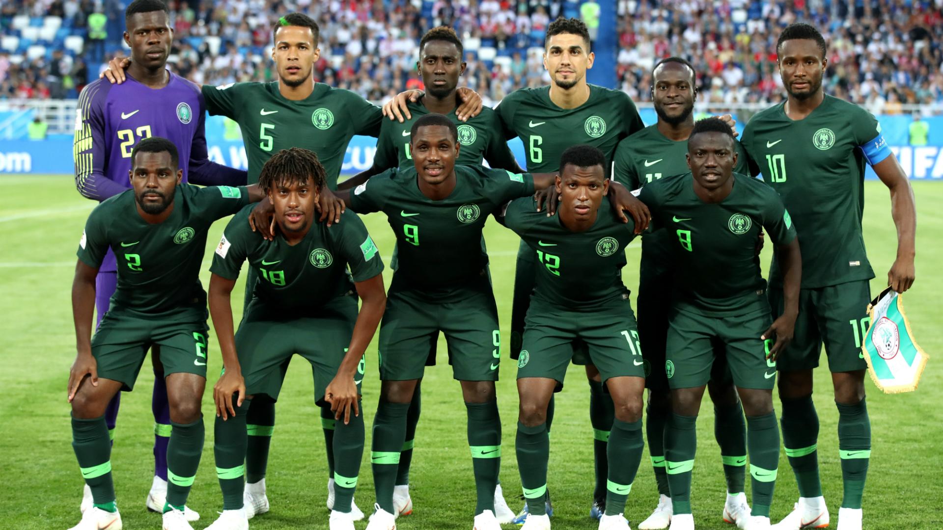 Nigeria 2018 WM Kader Ergebnisse Highlights