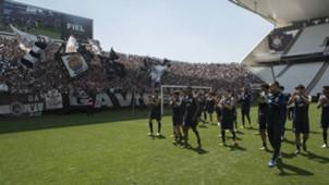 Treino Corinthians - Torcida - Arena Corinthians - 23/09/2017