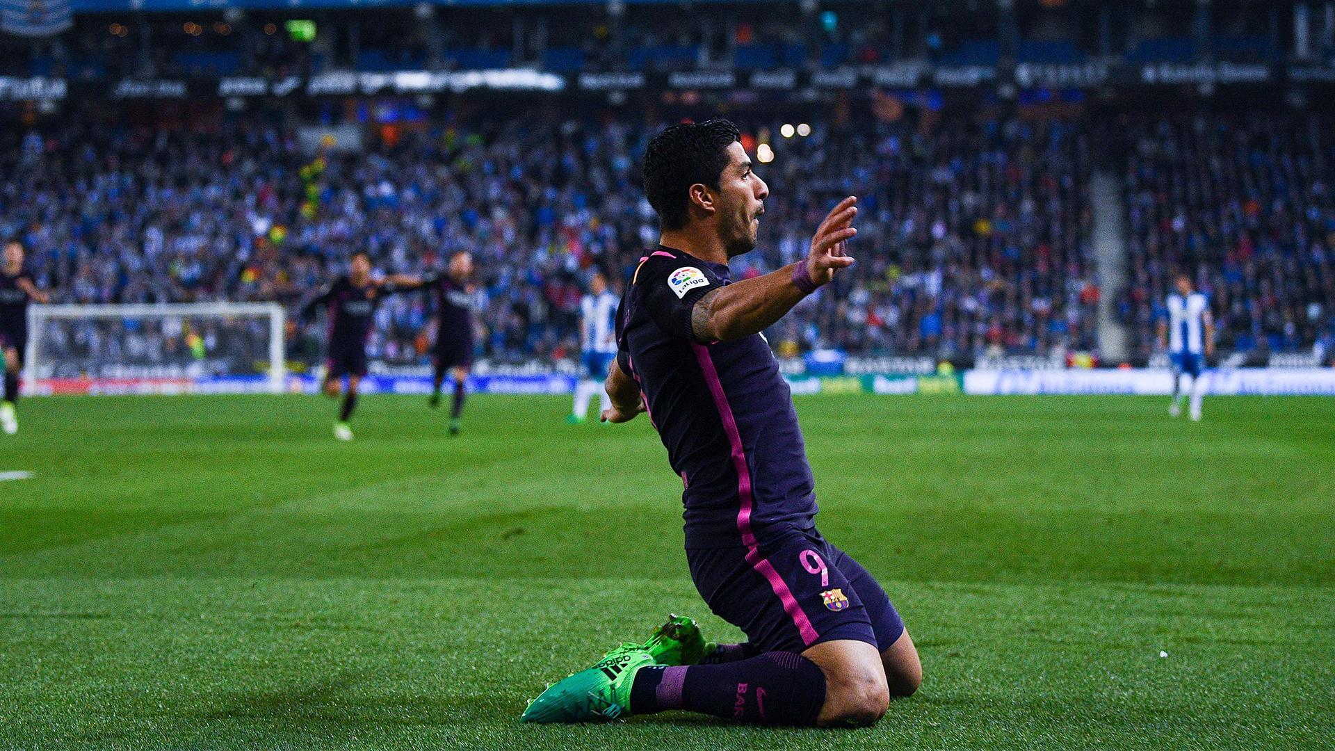 Suarez v Espanyol