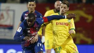 Prince Oniangue AndreI Girotto Caen Nantes Ligue 1 13022019