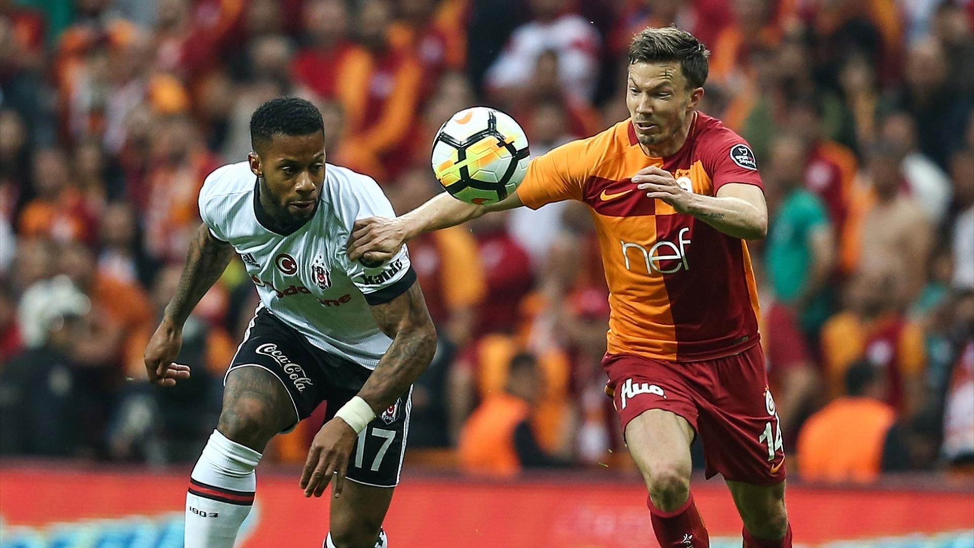 Jeremain Lens Martin Linnes Galatasaray Besiktas 4292018