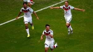 Mats Hummels Germany Portugal 2014