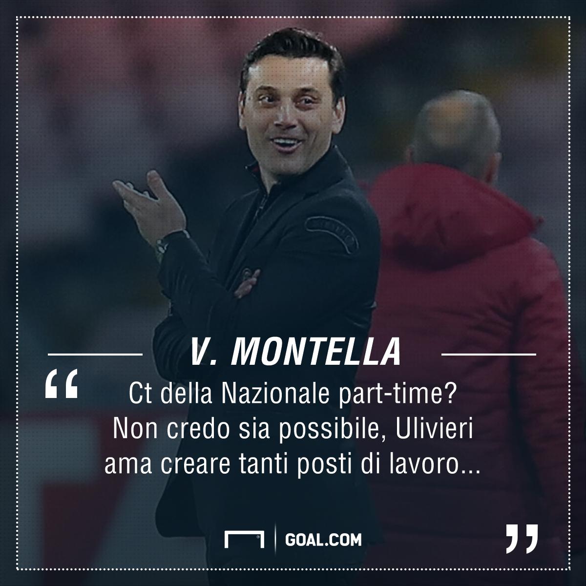 Milan, Montella:
