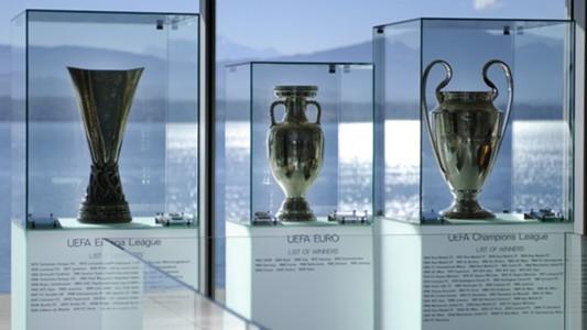 European Trophies