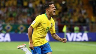 Philippe Coutinho Philippe Coutinho Brazil Switzerland World Cup 2018