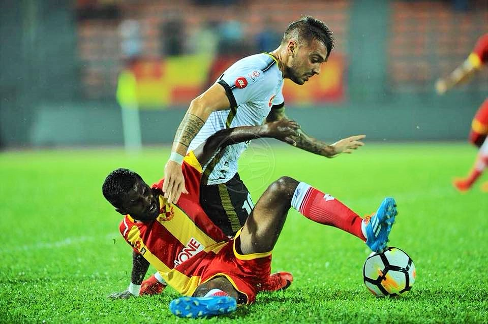 K. Sarkunan, Selangor, Nicolás Vélez, Negeri Sembilan, Malaysia Super League, 28042018