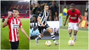 Topscorers Eredivisie Collage