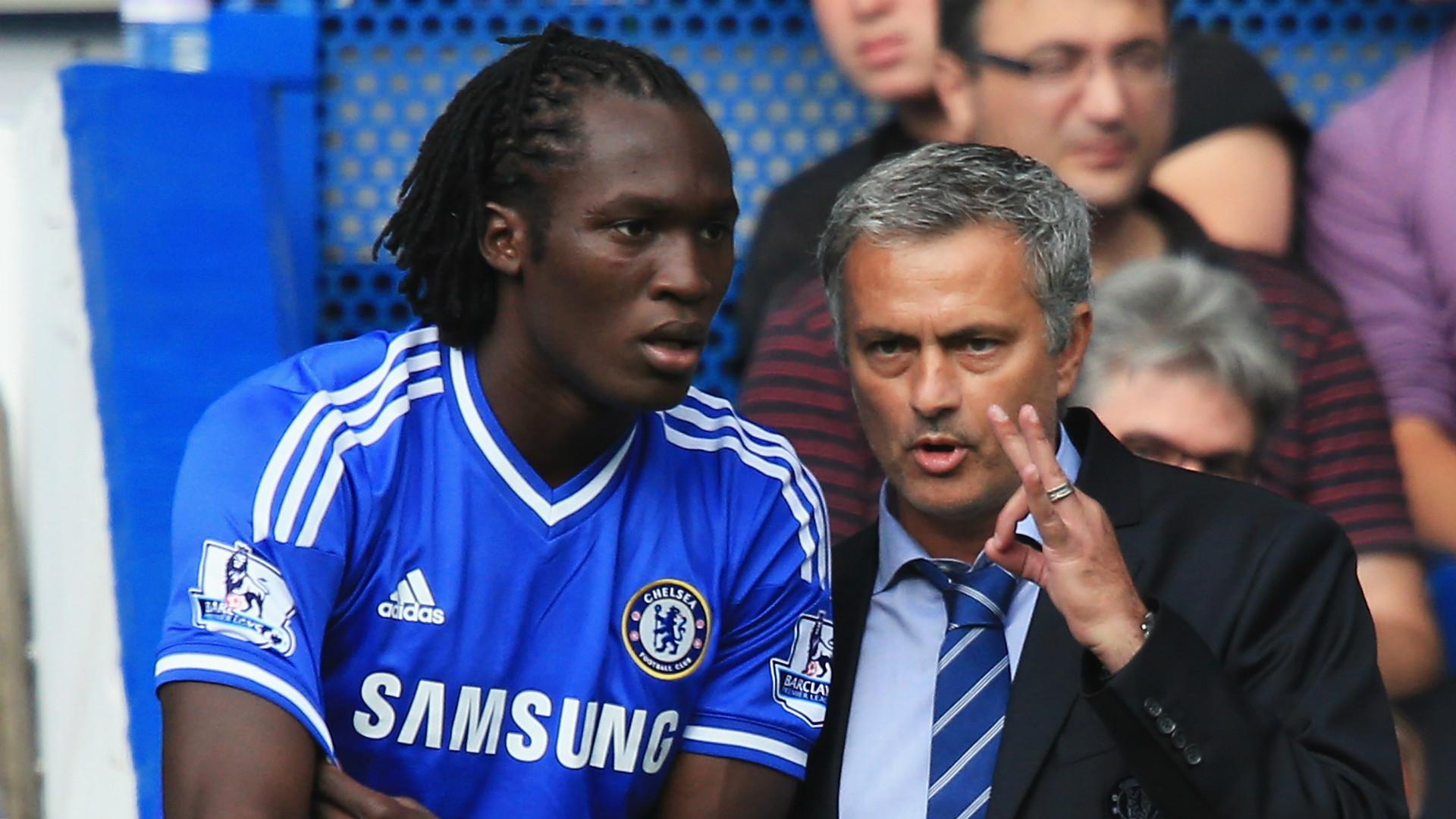 Romelu Lukaku Jose Mourinho Chelsea