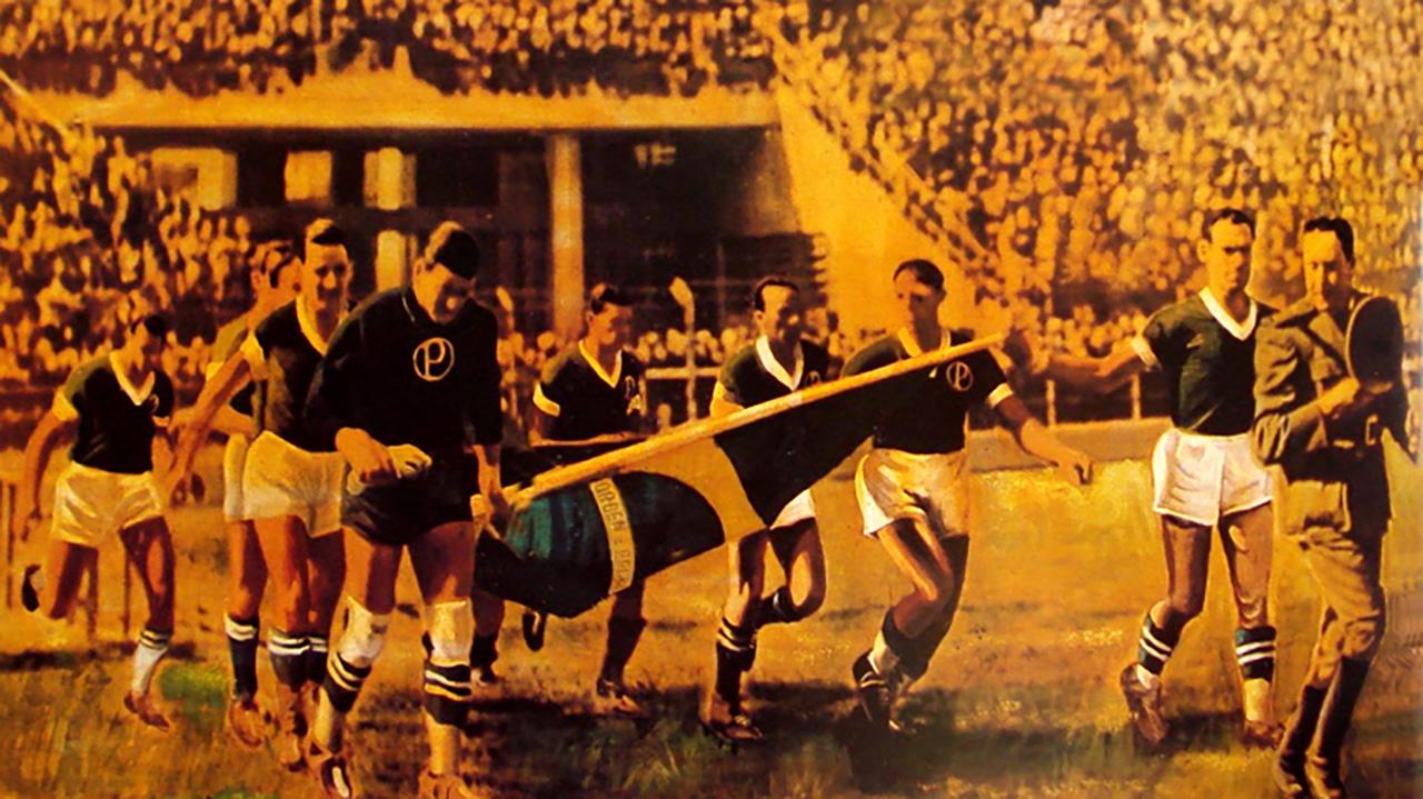 Palmeiras Arrancada 1942