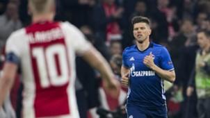 Klaas-Jan Huntelaar, Ajax - Schalke 04, Europa League 04132017