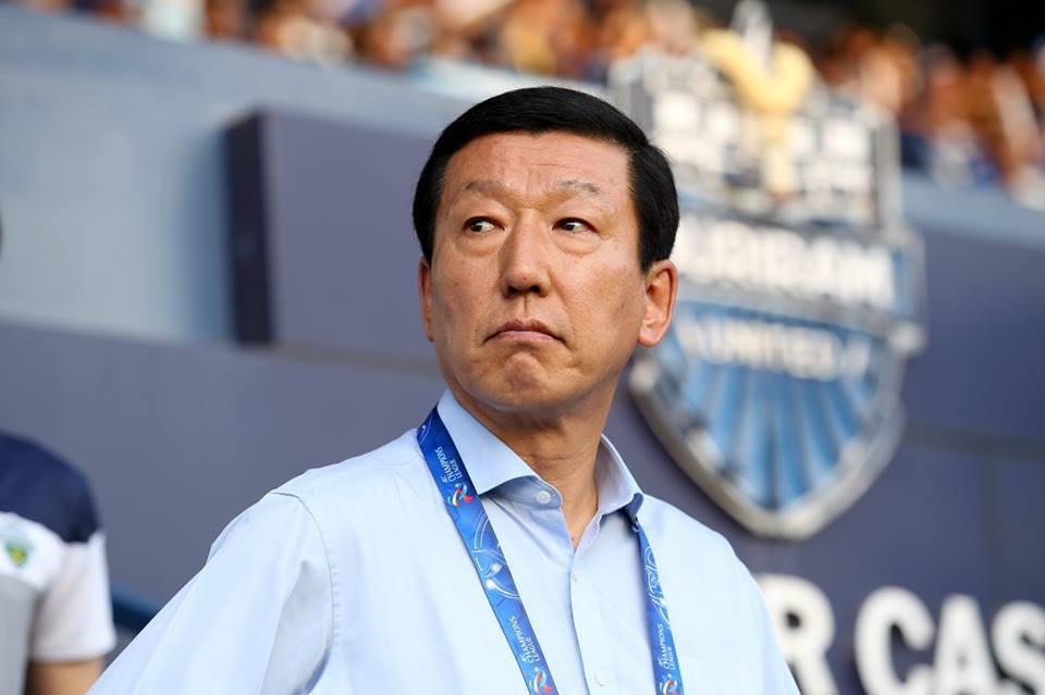 ผลการค้นหารูปภาพสำหรับ ชเว คัง ฮี ลาชุนบุคโยกคุมทีมลีกจีน