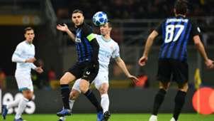 Mauro Icardi Inter PSV Champions League