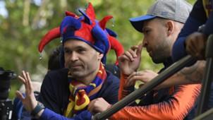 Iniesta - Barcelona - 30/04/2018