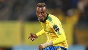 Yannick Zakri of Mamelodi Sundowns vs AS Vita Club