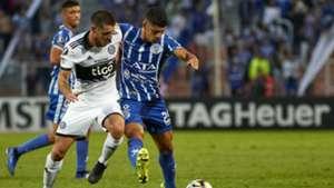 Alejandro Silva Abecasis Godoy Cruz Olimpia Copa Libertadores Grupo C 05032019