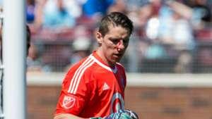 Bobby Shuttleworth Minnesota United MLS