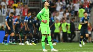 france croatia - danijel subasic - world cup final - 15072018