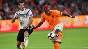 Mats Hummels Ryan Babel Germany Netherlands