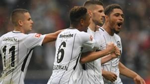 Eintracht Frankfurt Bundesliga 30092017